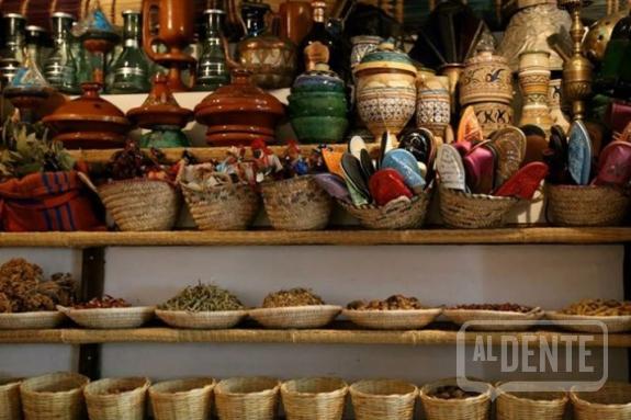 Restaurante cocina del desierto al jaima madrid - Restaurante la cocina del desierto ...
