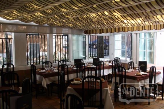 Restaurante Cuarto y Mitad Madrid - Aldente.com