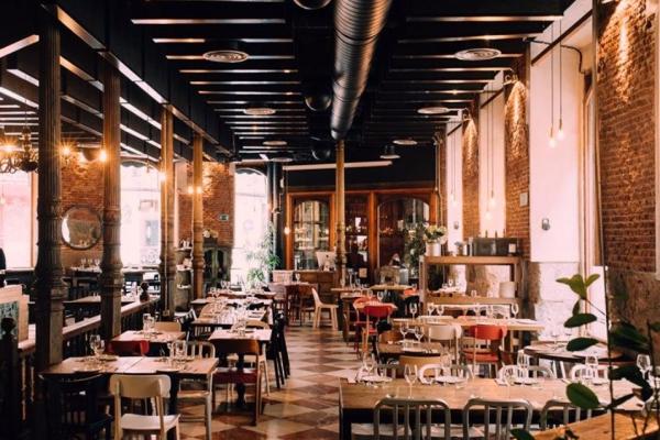 Restaurante lamucca de prado madrid for Restaurante calle prado 15 madrid